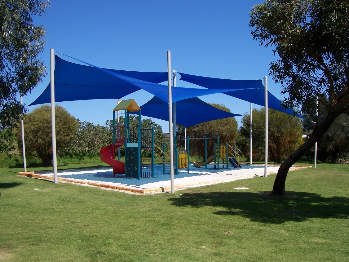 Playground Equipment Shade Structures