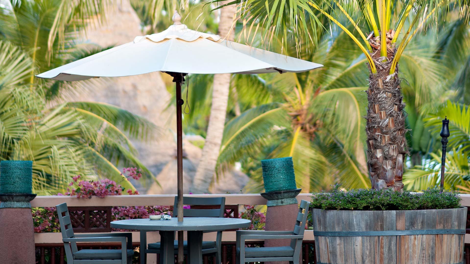 Outdoor Umbrellas Perth